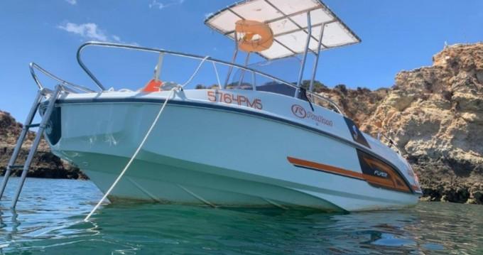 Rental yacht Portimão - Bénéteau Flyer 5.5 on SamBoat