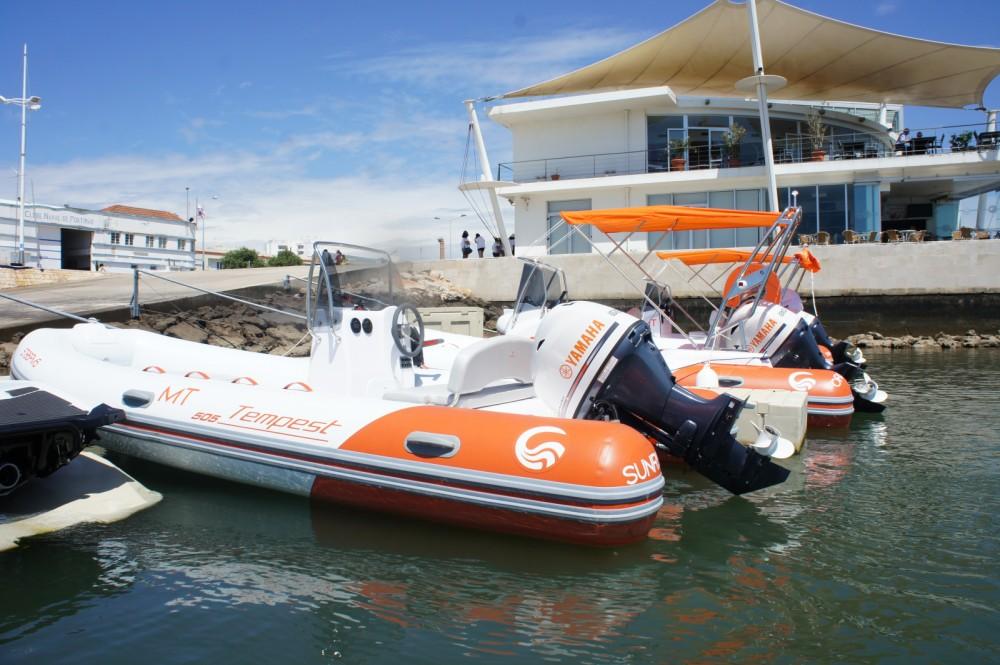 RIB for rent Algarve at the best price