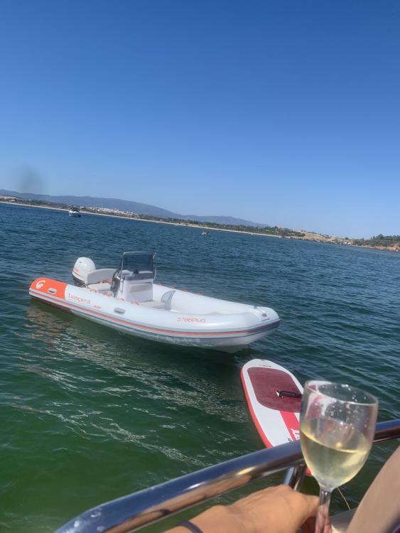 Rental yacht Algarve - Capelli Tempest 505 Easy on SamBoat