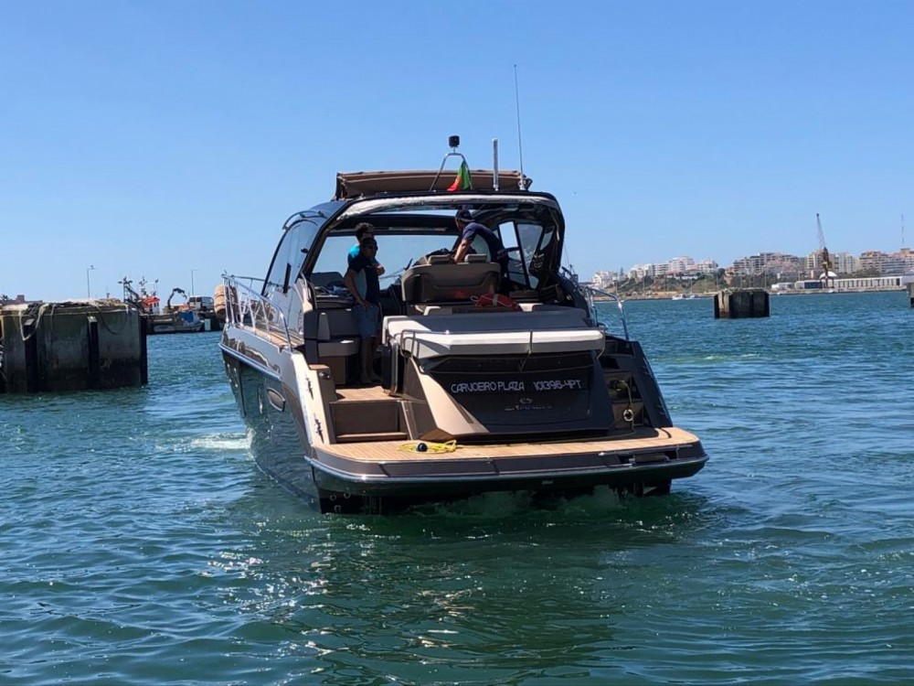 Rental yacht Algarve - Cranchi Mediterranee 44 on SamBoat