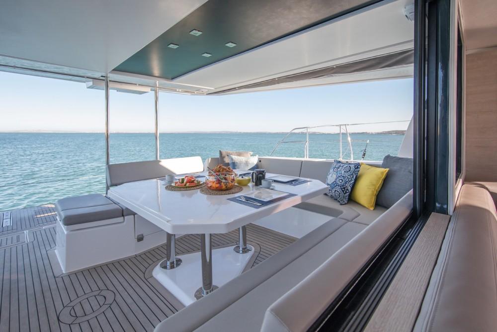 Rental yacht Procida - Robertson-Caine Leopard 50 PC on SamBoat