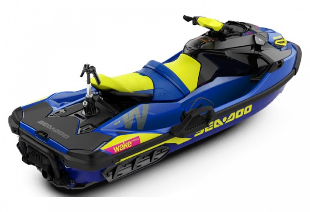 Rental yacht Ibiza - Seadoo WAKE PRO 230 on SamBoat