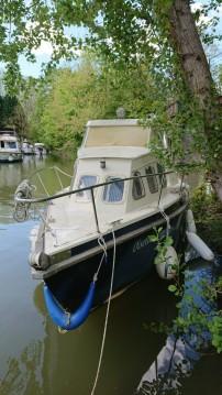 Rental Motorboat in Compiègne - Kitoune Oisette