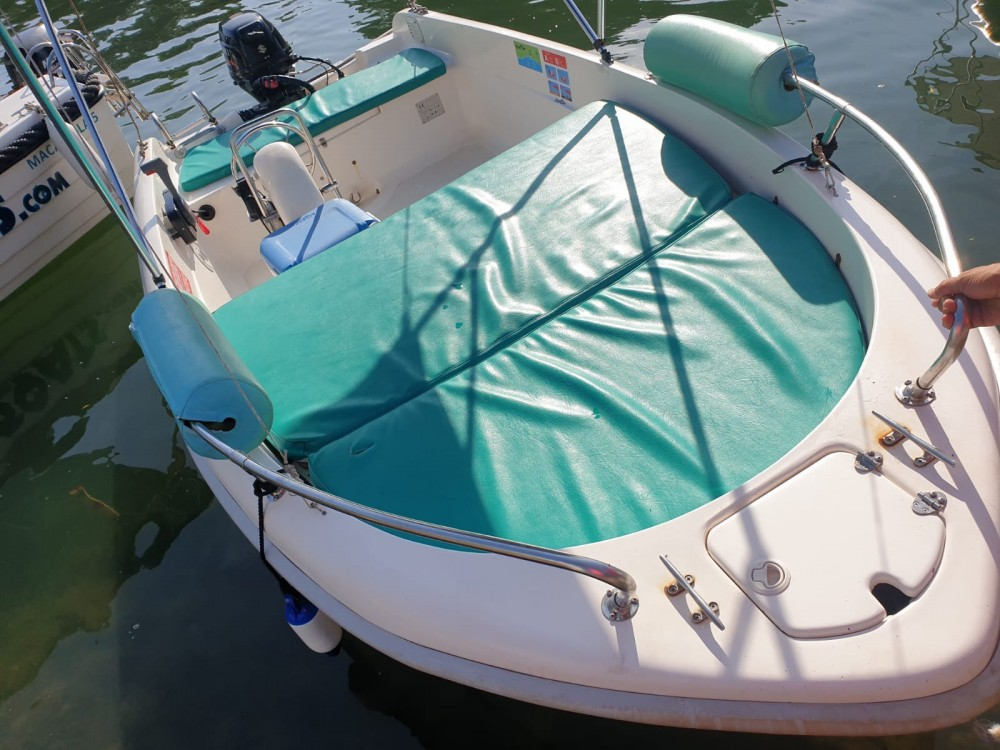 Hire Motorboat with or without skipper Estable Ferreries