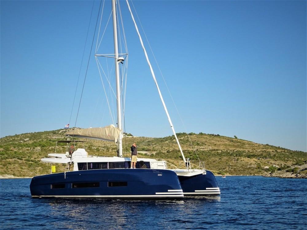 Rental Catamaran in Primošten - Dufour Dufour 48 Catamaran - 5 + 1 cab.
