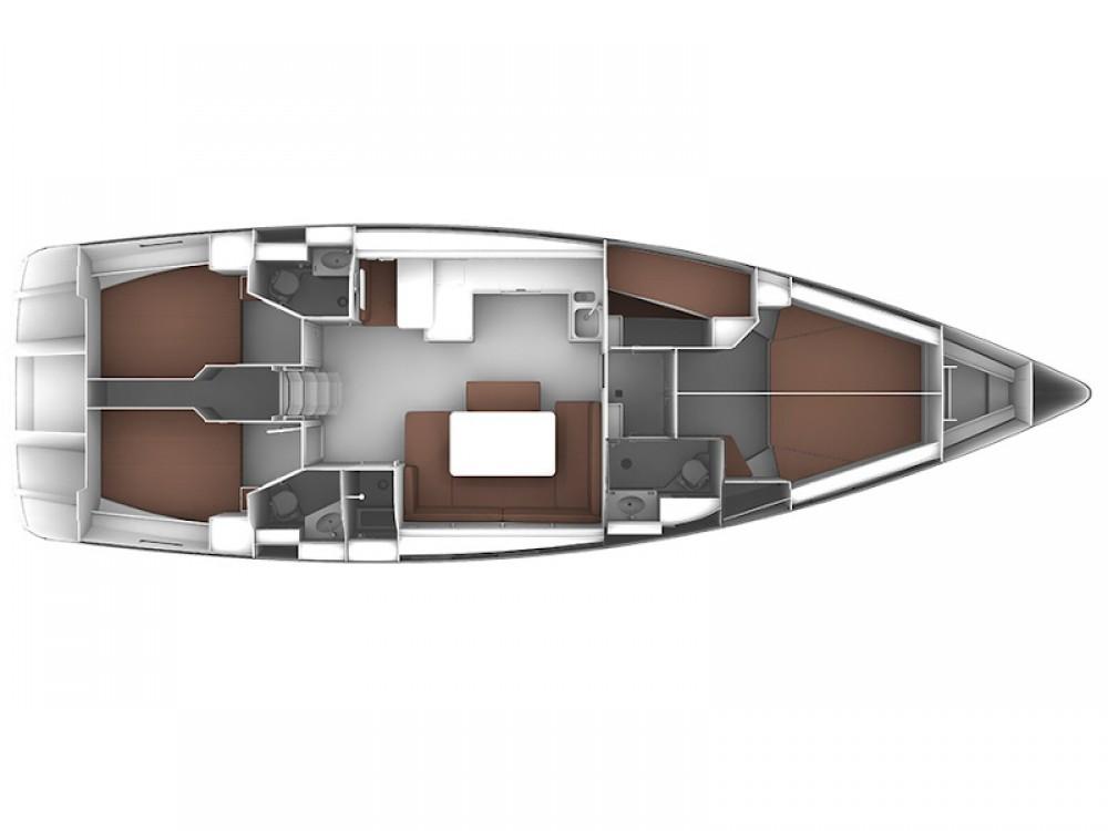 Rental yacht Pirovac - Bavaria Bavaria Cruiser 51 on SamBoat