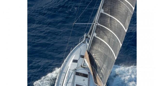 Boat rental Lefkada (Island) cheap Sun Odyssey 410