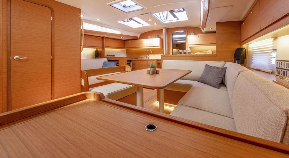 Rental yacht Athens - Dufour Dufour 430 Grand Large on SamBoat