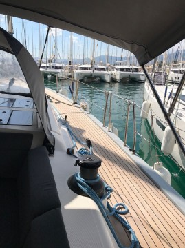 Rental Sailboat in  - More More 55