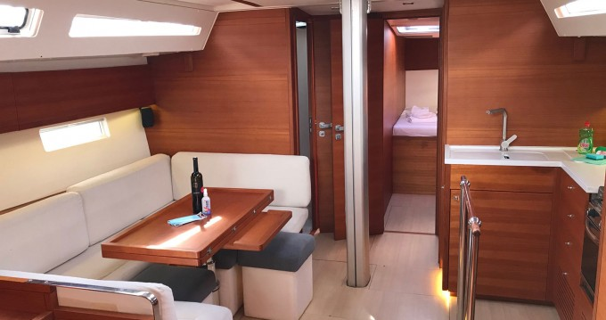 Rental yacht  - More More 55 on SamBoat