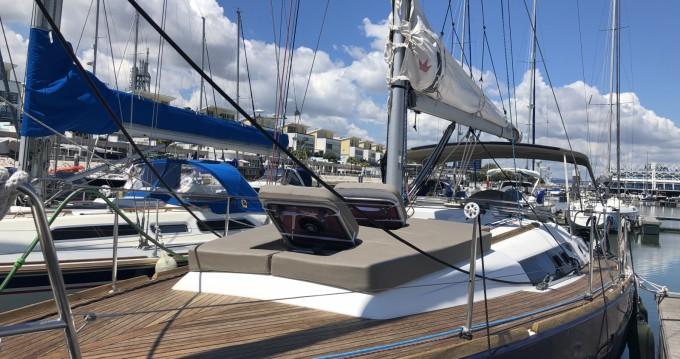Hire Sailboat with or without skipper Bénéteau Parque das Nações