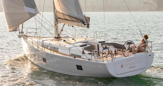 Rental yacht Pula - Hanse Hanse 458 on SamBoat