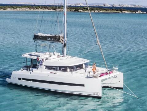 Rental yacht Veruda - Bali Catamarans Bali 4.1 on SamBoat