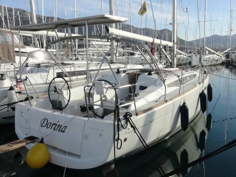 Boat rental Kaštel Gomilica cheap Sun Odyssey 349