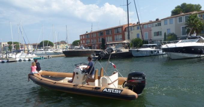 Rental yacht Port Grimaud - Asis 7.2 OPEN on SamBoat