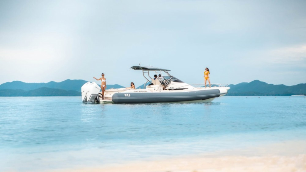 RIB for rent Mueang Phuket at the best price