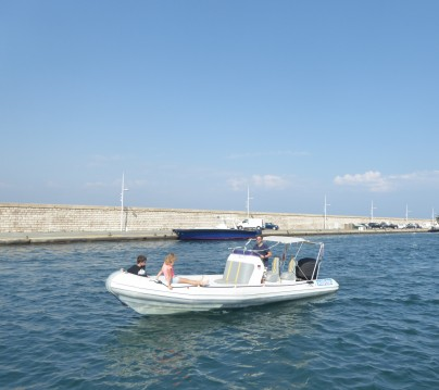 Hire RIB with or without skipper Asis Port Grimaud
