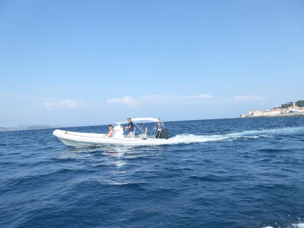 Rental yacht Grimaud - Asis 7.2 OPEN on SamBoat
