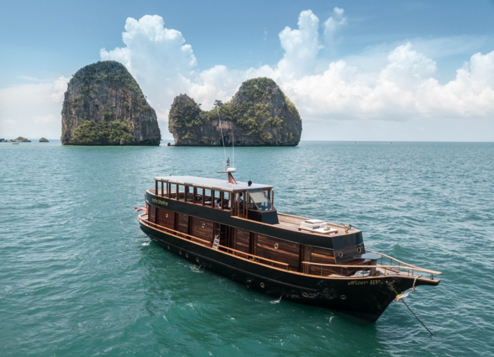 Hire Yacht with or without skipper Custom Made Mueang Phuket