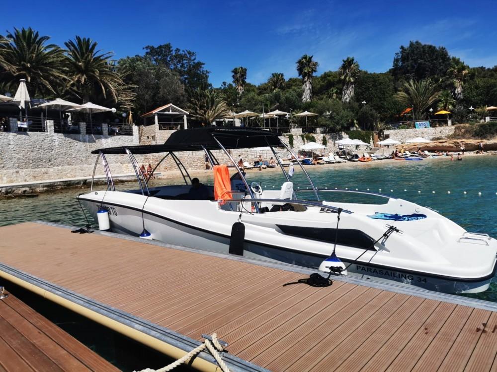 Rental Motorboat in Split - Mercan 34