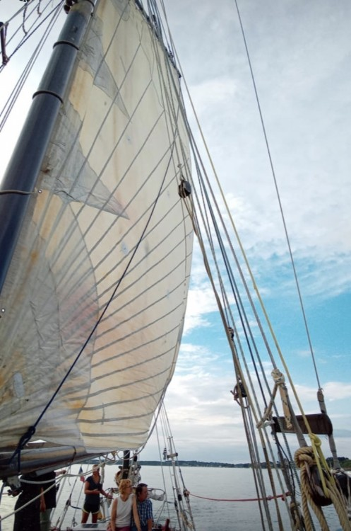 Rental Sailboat chantier banf with a permit