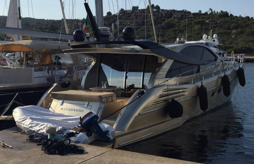 Rental Motorboat in Les Roches-de-Condrieu - Cranchi Atlantique 48