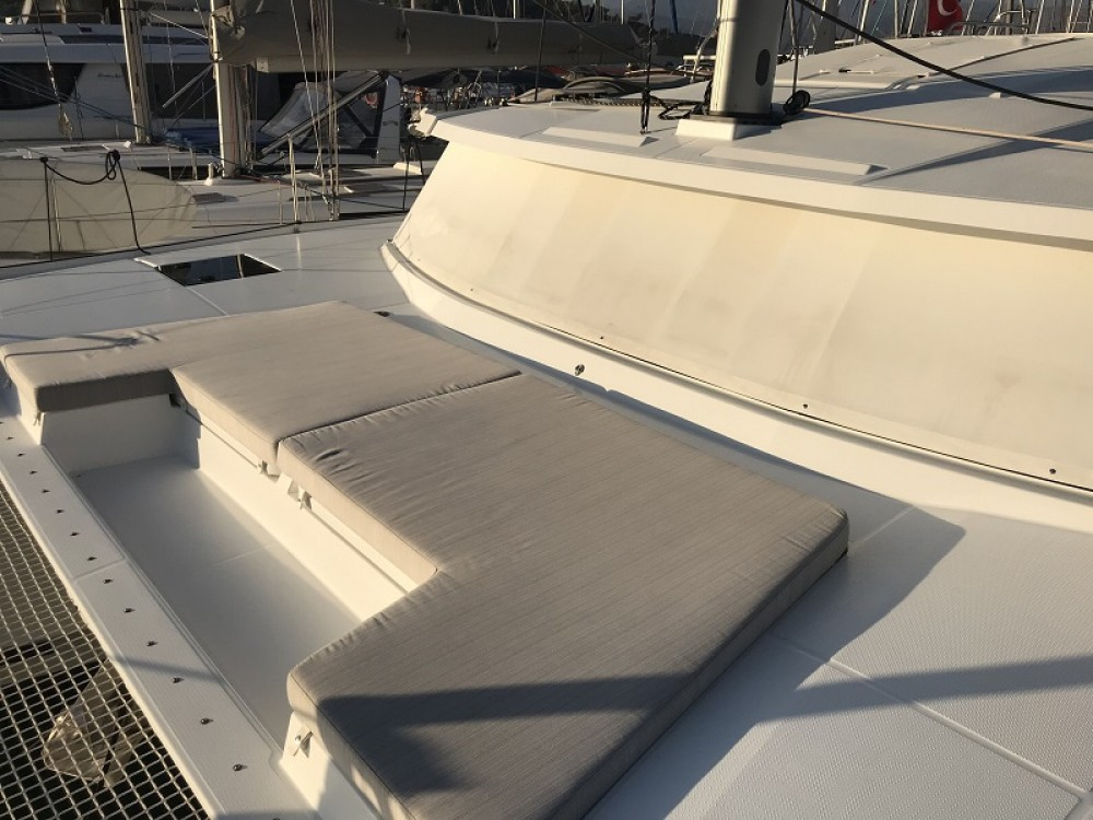 Fountaine Pajot Fountaine Pajot Astrea 42 - 4 + 1 cab. between personal and professional Fethiye