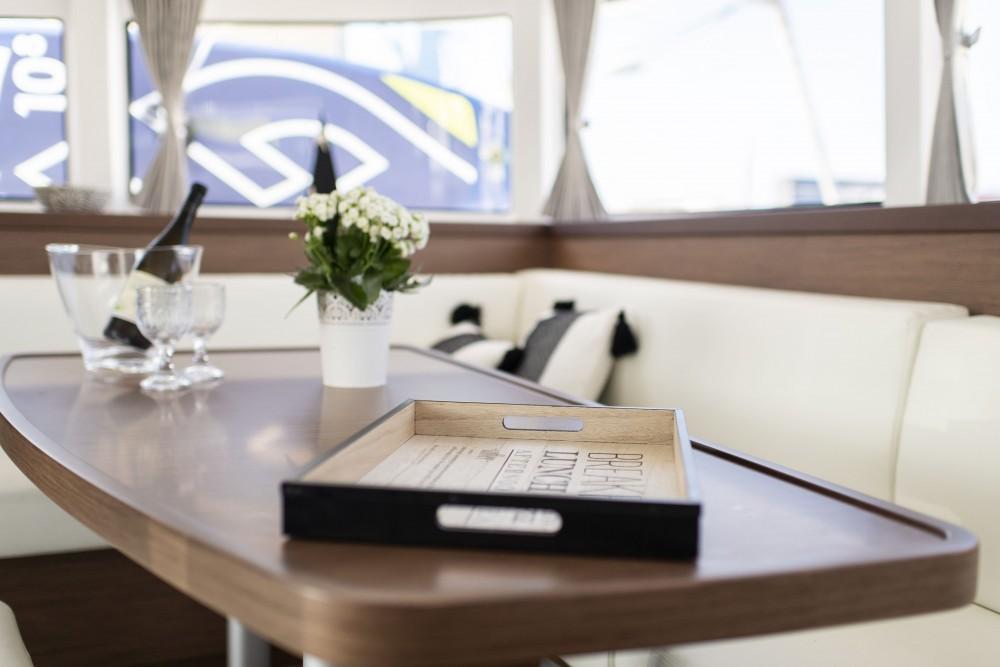 Boat rental Trapani cheap Lagoon 42