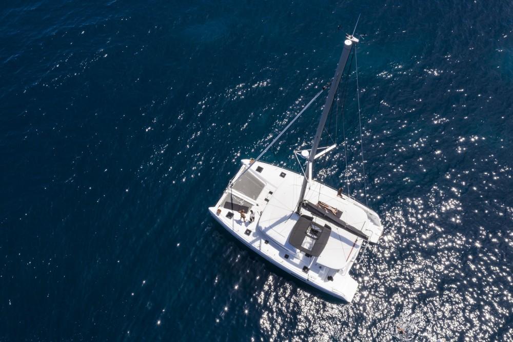 Rental yacht Trapani - Lagoon Lagoon 42 on SamBoat