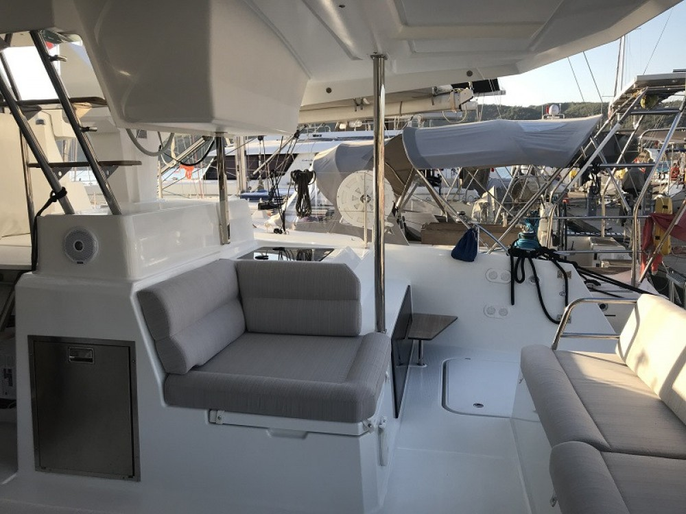 Rental yacht Fethiye - Fountaine Pajot Astrea 42 on SamBoat