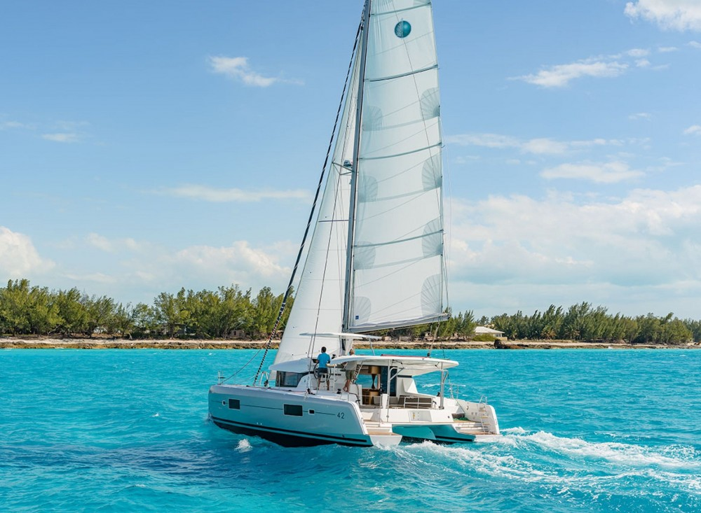 Catamaran for rent Trapani at the best price