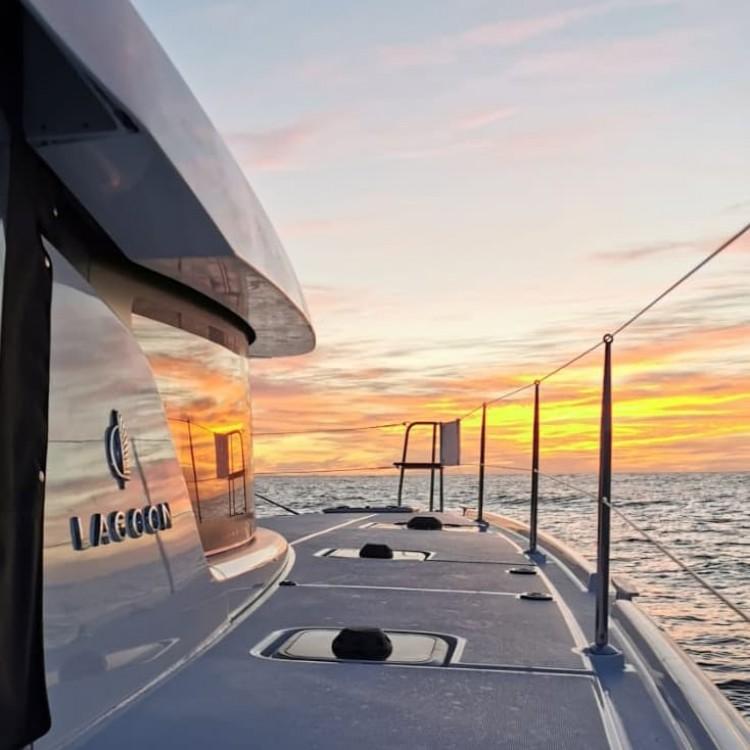 Rental Catamaran in Trapani - Lagoon Lagoon 42