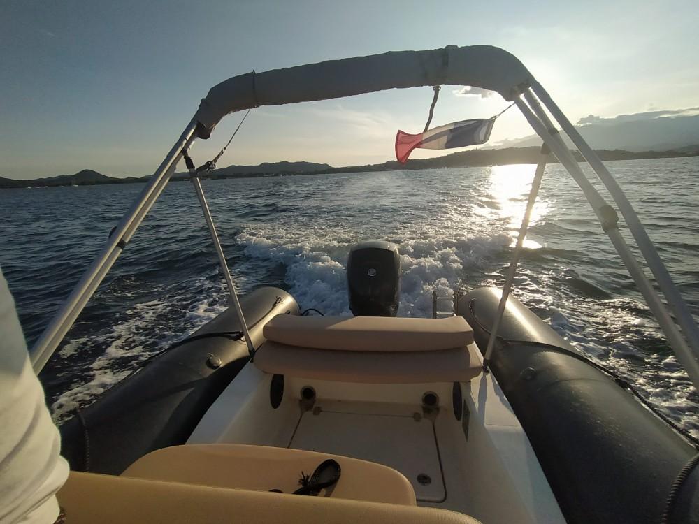 Rental yacht Porto-Vecchio - Bombard Sunrider 700 on SamBoat