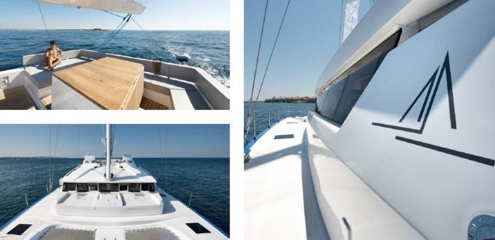Rental Catamaran in  -  Set Marine 625