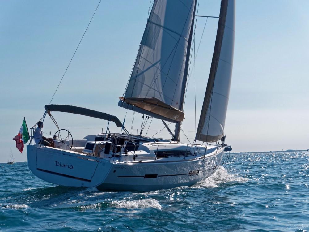 Rental Sailboat in Ajaccio - Dufour Dufour 412