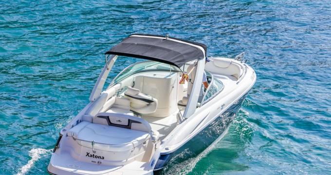 Rental Motorboat in Ibiza Town - Monterey 278 SS