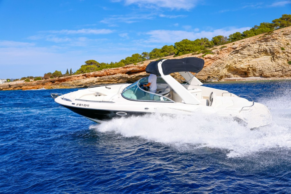 Hire Motorboat with or without skipper Monterey Ibiza