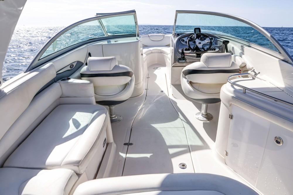 Boat rental Ibiza cheap 278 SS