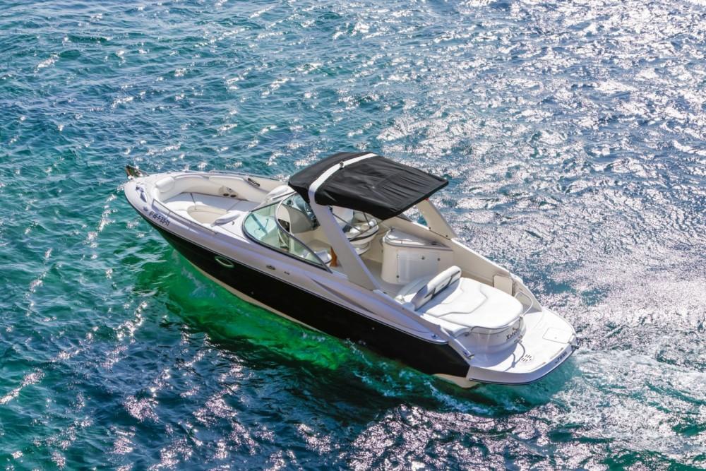 Rental yacht Ibiza - Monterey 278 SS on SamBoat