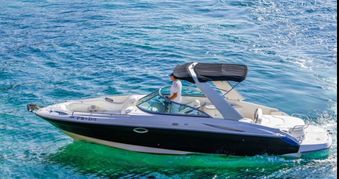 Rental yacht Ibiza Town - Monterey 278 SS on SamBoat