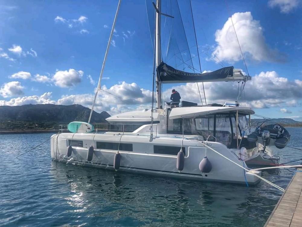 Rental yacht Capo d'Orlando - Lagoon Lagoon 50 on SamBoat