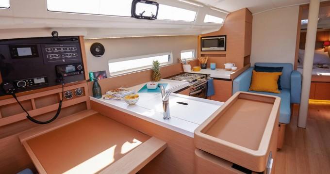 Boat rental Puntone cheap Sun Odyssey 410