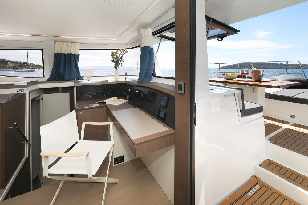 Rental yacht Croatie - Catana Bali 4.8 - 5 cab. on SamBoat