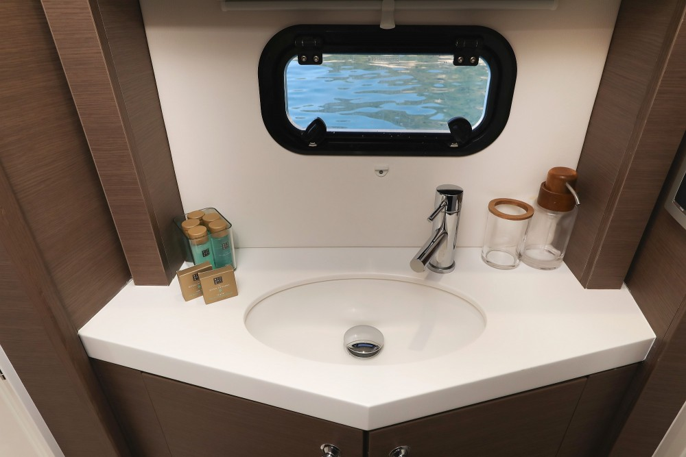 Rental Catamaran in Croatie - Catana Bali 4.8 - 5 cab.