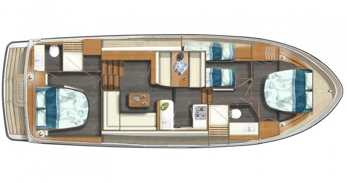 Rental yacht Kinrooi - Linssen Linssen Grand Sturdy 40.0 AC on SamBoat