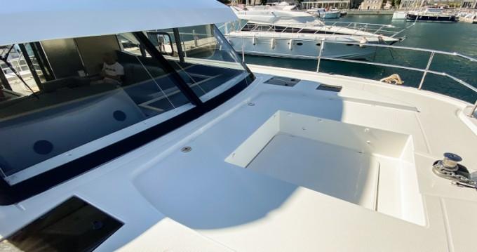 Boat rental Tivat cheap MY 40