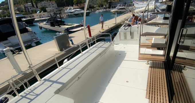 Rent a Fountaine Pajot MY 40 Tivat
