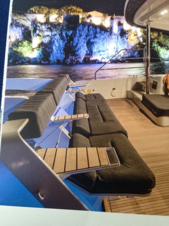 Rental Catamaran in Capo d'Orlando - Lagoon Lagoon 52F