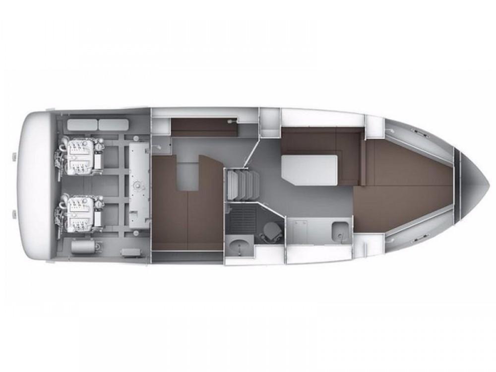 Rental Motorboat in Pirovac - Bavaria Bavaria Sport 32