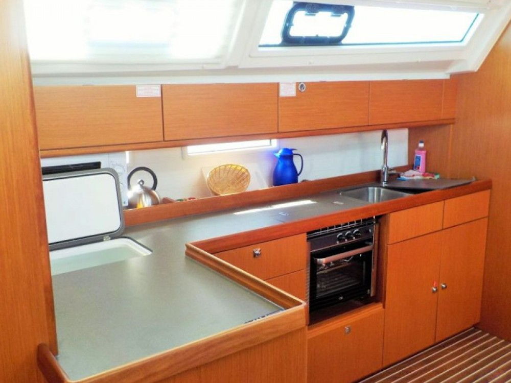 Bavaria Bavaria Cruiser 46 between personal and professional Pirovac